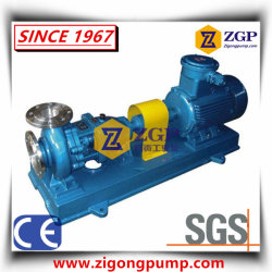 Horizontal Centrifugal Chemical Brine Slurry Solution Pump
