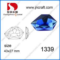 China Wholesale Alibaba Sapphire All Size Irregular Loose Gemstone