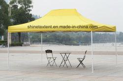 600d Oxford Fabric Outdoor 3X3 Flat Top Cheap Folding Canopy Tent