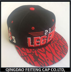 Custom High Quality Embroidery Snapback Cap and Hat