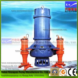 Hydraulic or Electric Submersible Slag Slurry Pump