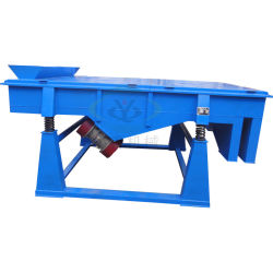Industrial Carbon Steel Sand Sifting and Sieving Equipment