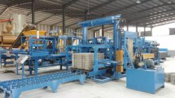 Fully Automatic Cement Concrete Hollow Block/Brick Making Machine with Best Guality