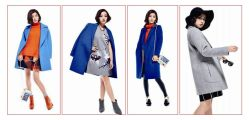 Hot Sale Factory Produce Office Women Clothes for Fall and Winter
