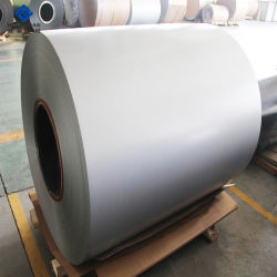 PVDF Coated Alloy 3003 3004 3105 Corrugated Aluminum Roofing Sheet Coil