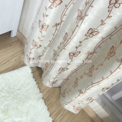 First Quality Blackout Curtain Fabric for Bedroom Living Room with 2 Panels