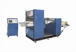 Paper Roll Die Cutting Machine with Automatical Process