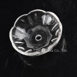 China bobeche bobeche manufacturers suppliers made in china ultra clear transparent chandelier glass bobeche b024 aloadofball Choice Image