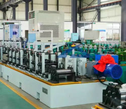 ZG Industrial Stainless Steel Pipe Making Machine Production Line