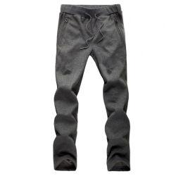 Stylish Sport Wear Men Leisure Pants Casual Trousers Knitting Pants