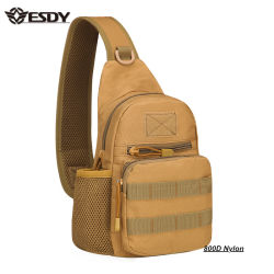 7-Colors Hiking Outdoor Military Sport Tactical Shoulder Sling Chest Bag
