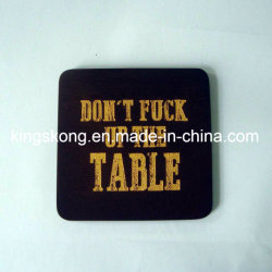 MDF Wooden Coasters, Wooden Coasters Wholesale