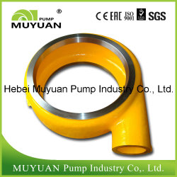 Slurry Pump High Chrome Alloy Spare Part