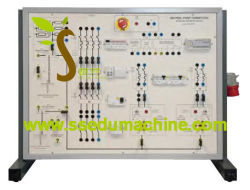 Panel for Studying and Testing Distribution Systems Neutral Point Connection