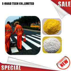 Powder Warning Thermoplastic Road Marking Paint