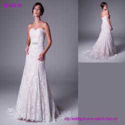 ea4b03bdb1f Charming Women Nude Tulle Wedding Dress 2017 Evening L Size Bridal Gown