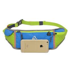 Outdoor Nylon Fitting Phone Running Belt Sports Waist Bag