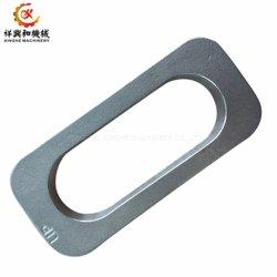 OEM Stainless Steel Casted Micro Sandblasting for Food Fluid