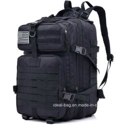 Amazon Custom Fashion Canvas Travel Rucksack Bag Outdoor Leisure Sports Hiking Camping Tactical Backpack Wholesale