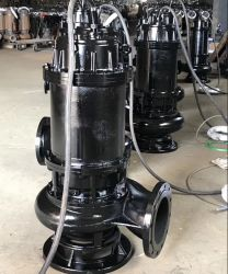 Sand Suction Flameproof Sewage Sludge Motor Pump