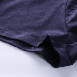 New Solid Color Modal Breathable and Comfortable Men's Underwear