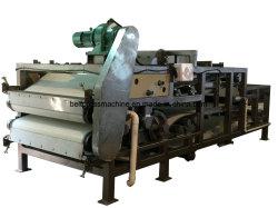 Sludge Dewatering Machine Belt Type Press Filter Machine in Waste Water Treatment Plant