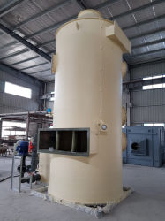 Industrial Flue Gas PP Wet Scrubber Absorption Column
