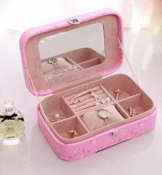 China Leather Jewelry Box Leather Jewelry Box Manufacturers