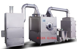 Automatic Film Coating Machine for Tablet Pill Chewing Gum