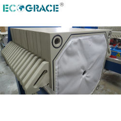 5 Micron / 10 Micron Filter Press Filter Cloth for Sludge Dewatering