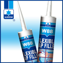 Water Based Paintable Adhesive Acrylic Rubber Sealant
