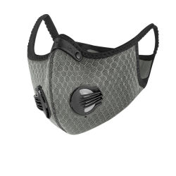 Factory Carbon Filter Cycling Riding Running Half Winter Anti-Dust Face Mask for Outdoor Sports