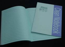 Cleanroom Notebook Dust Free Notes A5 Size 50pages Spiral Wire-Bound Cleaning