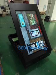 Wholesales All Size of Air Condition Outdoor Touch Screen Digital Signage All in One Kiosk Waterproof IP65 Wall Mount