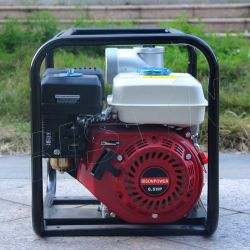 Bison (China) Factory Price BS30 196cc 6.5HP 3 Inch Home Use Portable Gasoline Water Pump Dealers in Kenya