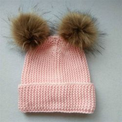 Hot Sale Premium Quality Fox Fur Hat