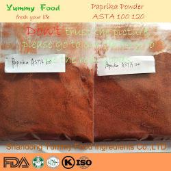 Pure 100% Natural Dried Sweet Paprika Powder Pepper
