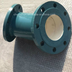 Industrial Abrasive Ceramic Lined Steel Pipe for Slurry Pipework