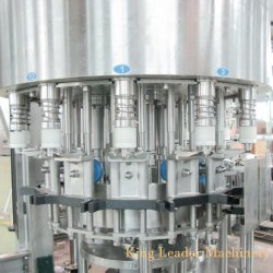 Full Automatic Hot Filling Fruit Pulp Jucie Filling 4 in 1 Machine