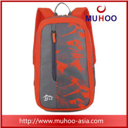 Red Sports Travel Computer Duffel Students School Backpack Bag