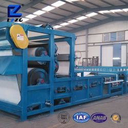 Factory Directly Selling Belt Filter Press Slurry Dewatering System