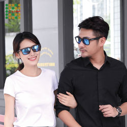 OEM/ODM Factory Sports Brand Light Colored New Optical Polarized Fashion Sunglasses for Men/Women/Kid (S091)