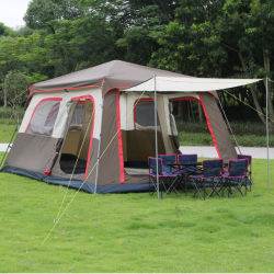 B2b Manufacturer Oxford Fabric Dome Tent for Family Waterproof Outdoor C&ing & Waterproof Fabric Tents Price China Waterproof Fabric Tents Price ...