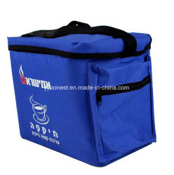 Promotional 600d outdoor Insulated Picnic Lunch Ice Cooler Bag
