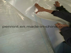 HDPE Pre Applied Self Adhesive Waterproof Membrane 1.2mm--2.0mm
