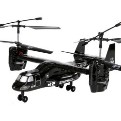Osprey Aircraft, 4.5 Channel, Unique Style Toy, Rechargeable Helicopter