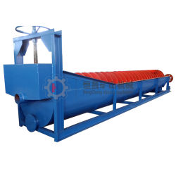 Mineral Gold Ore Spiral Classifier for Gold Slurry Ore