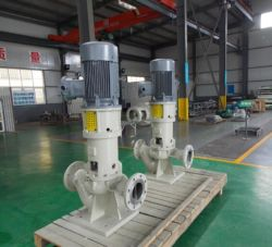 API610 OH3 Wide Rang Oil-Line Petrochemical Centrifugal Single Stage Pump
