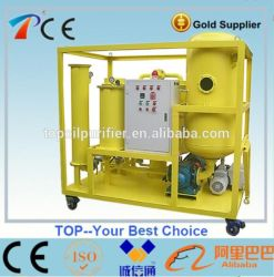 China Manufacture Used Lubricating Oil Purification Plant (TYA-100)