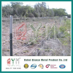 Wholesale Galvanized Barbed Wire Price Per Roll/ Barbed Wire Factory